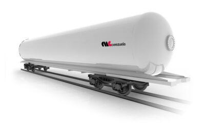 Vagón cisterna para el transporte de GLP – Amoníaco