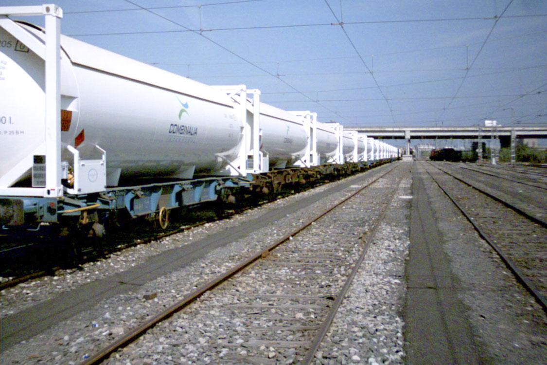 Contenedor 20 pies (25 m3) para el transporte de GLP - Amoníaco