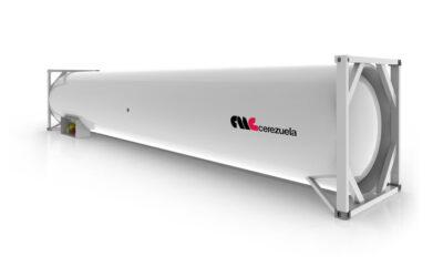 Contenedor 40 pies (53 m3) para el transporte de GLP – Amoníaco